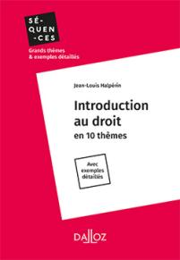 INTRODUCTION AU DROIT (SÉQUENCE)