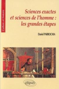 SCIENCES EXACTES ET SCIENCES DE L'HOMME LES GRANDES ETAPES