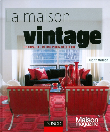 la maison vintage par wilson j somabec. Black Bedroom Furniture Sets. Home Design Ideas